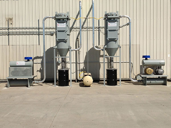 pneumatic conveying for manufacturers